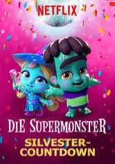 Die Supermonster: Silvester-Countdown