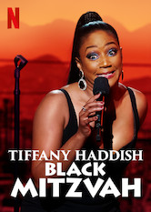 Tiffany Haddish: Black Mitzvah